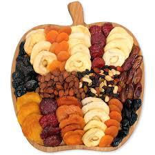 dried fruit nut platter fruit and nut baskets