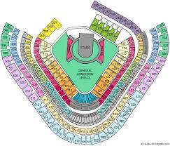 Angel Tickets Seating Chart Angel Stadium Seating Chart