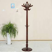Coat Racks Free Standing Levels Of Discovery Royal Princess Wooden Standing Coat Rack By 11