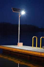 led dock lights. Dock Light - Hercules 50 Watt LED Solar Kit 6000 Total Lumens Led Lights