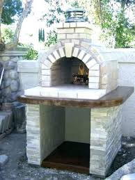 outdoor fireplace brick oven combo outdoor fireplace with pizza oven best ovens ideas on wood brick outdoor fireplace brick oven combo