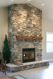 full image for faux stone electric fireplace canada look wall makeover mantel