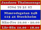 Thaimassage Katalogen Massage Stockholm Erbjudande