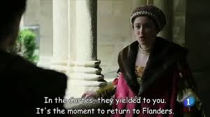 King Charles sends his sister Eleanor to Portugal to marry the ...