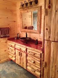 Cabin Bathroom Cabin Bathroom Ideas Bathroom