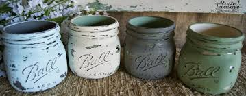 Mason Jar Bathroom Accessories Rustic Mason Jar Crafts