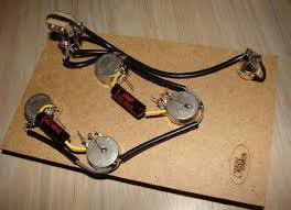 croxguitars guitar parts upgrades contact prewired assembly gibson es 1960 1970 vintage style