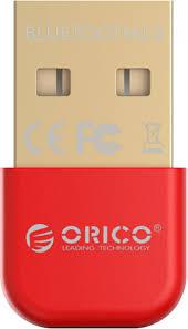Orico BTA-403, Red <b>Bluetooth адаптер</b> — купить в интернет ...