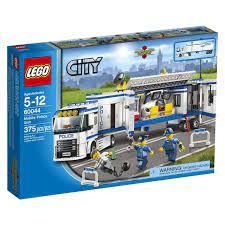 Bộ đồ chơi xếp hình Lego City 60044 - Mobile Police Unit - Đội Cảnh Sát  Thông Tin