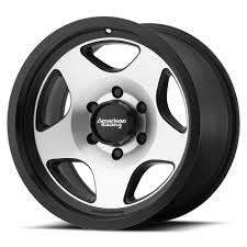 American Racing Wheels 6×5 5 18 inch 6 lug chevy wheels aluminum ...