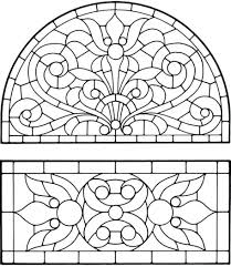 Christmas Stained Glass Patterns New Ideas
