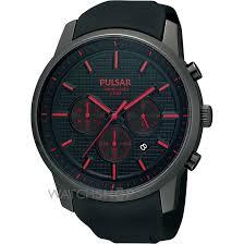"men s pulsar chronograph watch pt3195x1 watch shop comâ""¢ mens pulsar chronograph watch pt3195x1"