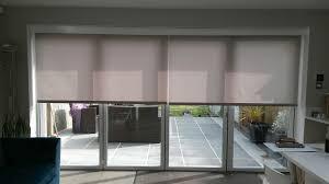door blinds roller. Roller Blinds For Patio Doors Large Window Living Room With Regard To Sizing 1632 X Door B
