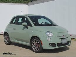 best fiat 500 accessories etrailer com trailer hitch installation 2012 fiat 500 draw tite