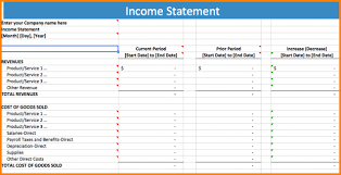 excel income statement income statement excel template experimental portray how do a pro