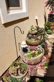 Gartenideen für kleine Gärten – Deko mit Zauberwald-Thema