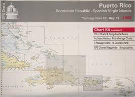 Cyc Charts Region 10 Puerto Rico Dominican Republic Spanish