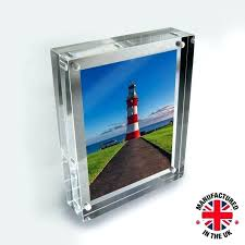 acrylic magnetic picture frames acrylic magnetic photo frame acrylic magnetic photo frames 2 x 3