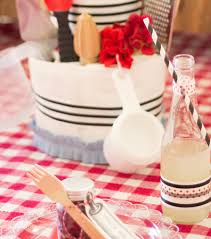Kitchen Themed Bridal Shower Host A Stock The Kitchen Themed Bridal Shower Decorations