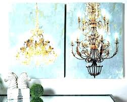 chandelier wall art decal also tags decor metal wrought iron star chandeliers chandelier wall art