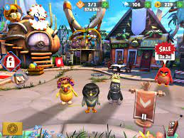 Angry Birds Evolution Review: A Fun But Strange Flock