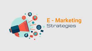 E-Marketing Strategies - Free BCom Notes