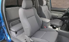 2016 Toyota Tacoma Access Cab Interior - New Cars Review