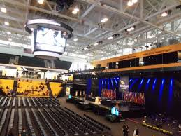 Ready For Graduation Ceremony At Towson University College
