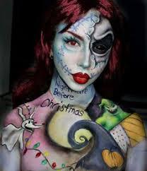 the nightmare before sally makeup tutorial holiday ideas sally makeup sally and tutorials