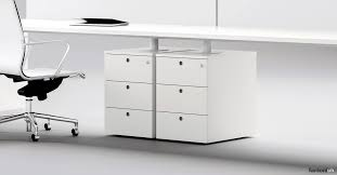white office desk with drawers. Sistema28-TRE Under Desk Pedastals White Office With Drawers S