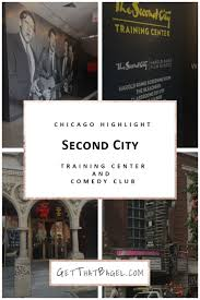 Second City Sign Design Chicago Highlight The Second City Comedy Club Second City