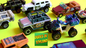 toy car videos.  Toy Jurassic World Matchbox Toys Cars 2015 Desert U0026 Jungle 5 Pack Dinosaur  Collector Vehicles Videos On Toy Car Videos