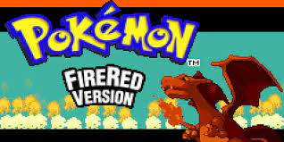 Pokemon Fire Red Version 1.1 - Gameboy Advance (GBA) ROM Download