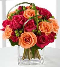 more flower arrangements here