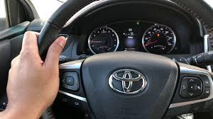 2017 Camry Warning Lights Toyota Camry Hazard Lights Turn On And Off