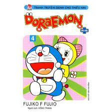 Sách - Doraemon Plus - Tập 4