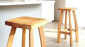 18 inch wooden stool wood stools motivate stool x acacia twist inch wooden bar intended for