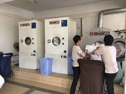 Tư vấn quy trình giặt sấy là công nghiệp cho khách sạn Ana Mandara Đà Lạt - Máy  giặt công nghiệp