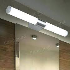 bathroom light light for bedroom brief stainless steel led wall light bathroom mirror
