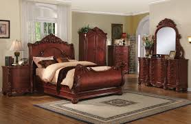 Mahogany Bedroom Furniture Bedroom Painting Pictures With Deep Mahogany Color Home Picture