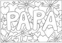 Disegni Per Bambini Da Colorare Per La Festa Del Papà Il 19 Marzo