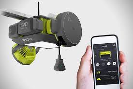wifi garage door opener iphone