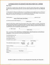 Child Medical Consent Form For Grandparents Medical Authorization Forms For Grandparents Radiovkmtk