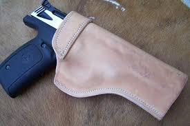 handmade leather holster browning buckmark hunter holster26