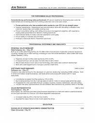 Inside Sales Resume Sample Coordinator Account Manager Example Free