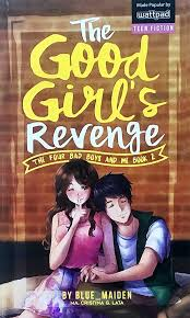 mix fickle and mix brush on the good s revenge book cover