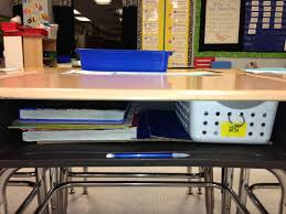 messy student desks drive me nuts i have found a solution which has been effective year after year my students keep all their books fo
