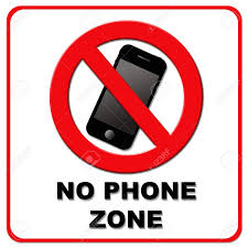 No Cell Phone Sign Printable No Cell Phone Use Magdalene Project Org