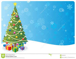 Royalty-Free Stock Photo. Download Christmas Tree Background ...