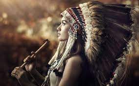 Red Indian Wallpapers - Top Free Red ...